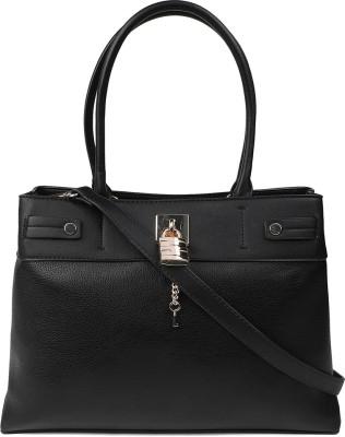 ALDO Women Black Hand-held Bag