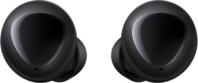 Samsung Galaxy Buds True Wireless Bluetooth Headset with Mic(Black, In the Ear)