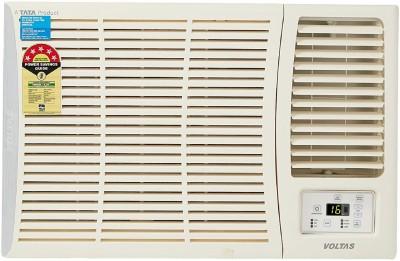 View Voltas 1 Ton Window AC  - Whitw(1 Ton 5 Star Window AC)  Price Online