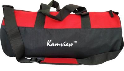 Kamview Sports Gym Bag Red, Black Kamview Duffel Bags