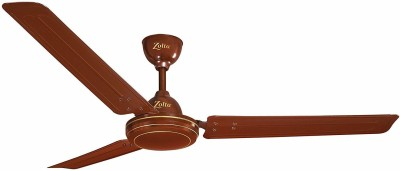 Khaitan Zolta 1200MM 68Watt Ceiling Fan (BROWN) 3 Blade Ceiling Fan(Brown, Pack of 1)