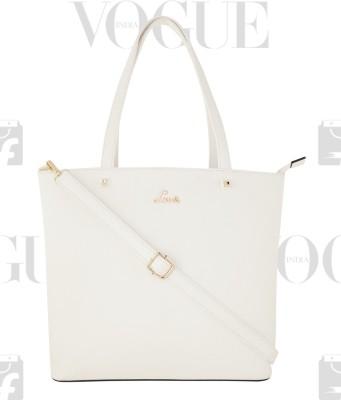 Lavie - Anushka collection Tote(White)