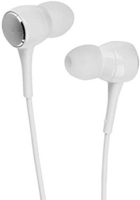 Cospex Soft and comfortable P1000 with 3.5mm Jack music in ear Wired Headset(Multicolor, In the Ear)