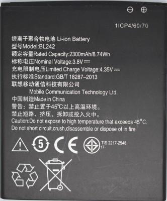 Full Cell Mobile Battery For Lenovo A6000 , A6000 Plus  BL242
