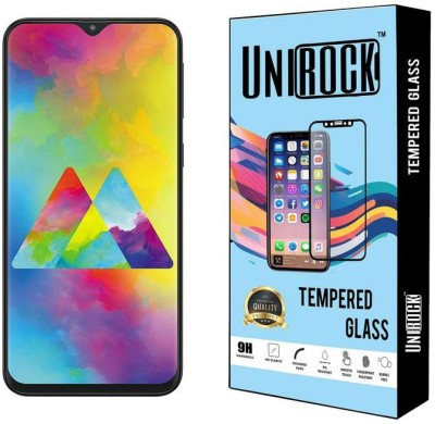 Unirock Tempered Glass Guard for Samsung Galaxy M20, Samsung Galaxy A10(Pack of 2)