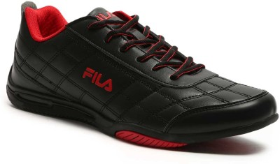 Fila Men Black Casual