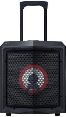 LG RL2 Bluetooth Party Speaker(Black, Mono Channel)