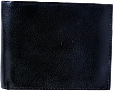 Contra Men Black Artificial Leather Wallet 4 Card Slots