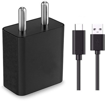 jstbuy 2.1A C Type Wall Mobile Charger and Data Transfer Cable USB Super Fast Charging Travel Adapter 2.1 A Mobile Charger Black jstbuy Wall Chargers