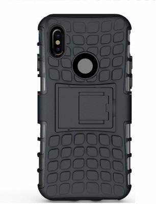 Varnika Back Cover for Mi Redmi Note 5 Pro Black