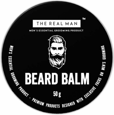 The Real Man Beard Balm(50 g)