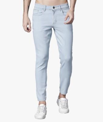Highlander Super Skinny Men Light Blue Jeans