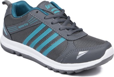 ASIAN Boys Lace Running Shoes Grey ASIAN Sports Shoes