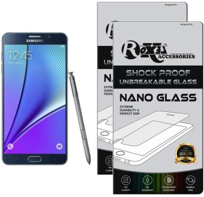 Icod9 Tempered Glass Guard for Samsung Galaxy Note 4(Pack of 2)