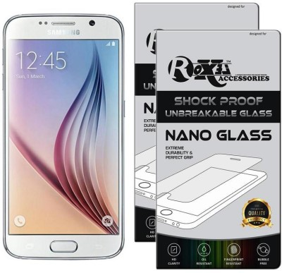 Roxel Impossible Screen Guard for Samsung Galaxy A7 2016 Edition (White, 16 GB) (3 GB RAM)(Pack of 2)
