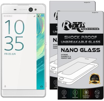 Roxel Nano Glass for Sony Xperia XA Ultra Dual (White, 16 GB) (3 GB RAM)(Pack of 2)
