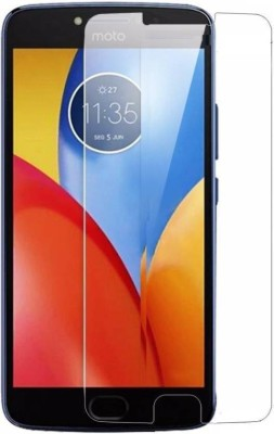 Snatchy Tempered Glass Guard for Motorola Moto E4 Plus(Pack of 1)