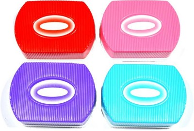 Aatrangi 2 in 1 Musky Soap Case 4(Multicolor)