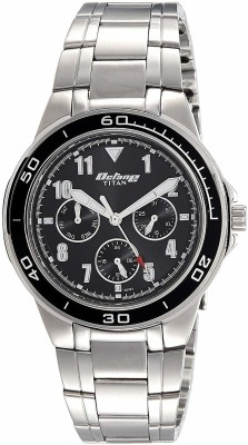 Titan NM90039KM01 Analog Watch   For Men Titan Wrist Watches