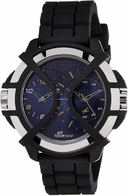 Fastrack NF38016PP01J Analog Watch   For Men Fastrack Wrist Watches