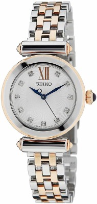 Seiko SRZ400P1 Basic Analog Watch  - For Women at flipkart