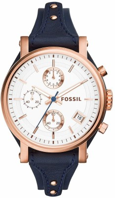 Fossil ES3838 Analog Watch - For Women