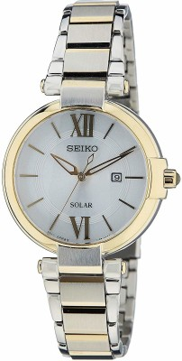 Seiko SUT154P1 Solar Analog Watch (SUT154P1)