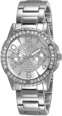 Guess W0705L1 Analog Watch  - For Women at flipkart