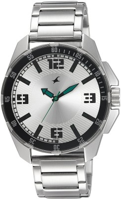 Fastrack NG3084SM01C Analog Watch   For Men Fastrack Wrist Watches
