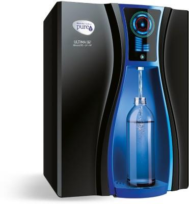 HUL Pureit Ultima Mineral 10L RO UV Water Purifier