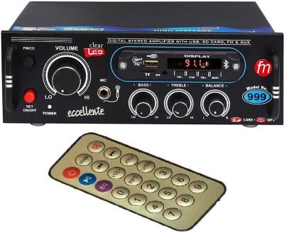 M Mod Con 999 Bluetooth AUX USB 158 W AV Control Amplifier(Multicolor)