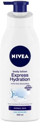 NIVEA Express Hydration Body Lotion(400 ml)