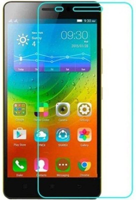 KMP POWER Tempered Glass Guard for Lenovo A7000(Pack of 1)