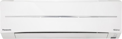 View Panasonic 1.5 Ton 3 Star Inverter AC  - White(CS/CU-RU18VKYW, Copper Condenser) Price Online(Panasonic)