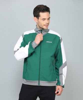 ADIDAS Full Sleeve Solid Men Jacket