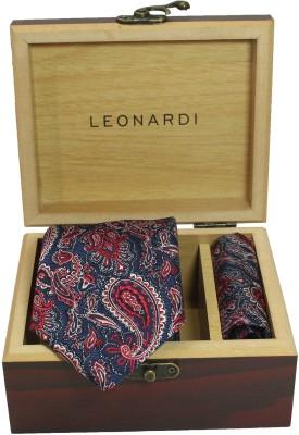 Leonardi Embroidered Tie(Pack of 2)