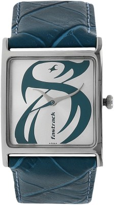 Fastrack NG9735SL02AC Basics Analog Watch   For Women Fastrack Wrist Watches