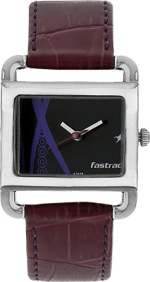 Fastrack NG9734SL01 Basics Analog Watch   For Women Fastrack Wrist Watches