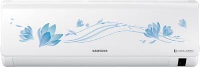 Samsung 1.5 Ton 3 Star Split AC  - White(AR18NV3HFWK, Copper Condenser)