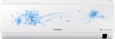 View Samsung 1.5 Ton 3 Star Hot and Cold Split AC  - White(AR18RV3HETY, Alloy Condenser)  Price Online