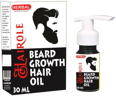 Hairole Beard Growth  Hair Oil(30 ml) at flipkart