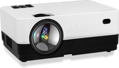 PLAY MP- 1 Portable Projector(White and Black, White, Black, Silver)