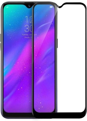 Blue Labs Edge To Edge Tempered Glass for Realme 3, Realme 3i, Vivo Y93(Pack of 1)