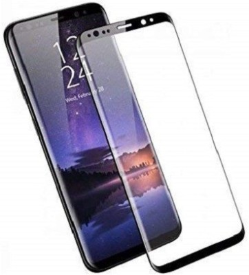 Novo Style Tempered Glass Guard for Samsung Galaxy S9 Round Edge(Pack of 1)