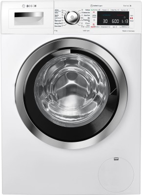 Bosch 9 kg Inverter Fully Automatic Front Load Washing Machine White(WAW28790IN) (Bosch)  Buy Online