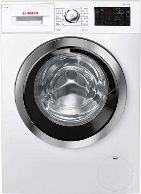 Bosch 8 kg Inverter Fully Automatic Front Load Washing Machine White(WAT28660IN) (Bosch)  Buy Online