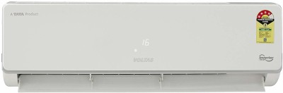 Voltas 1 Ton 4 Star BEE Rating 2018 Inverter AC  - White(124VSZS, Copper Condenser)   Air Conditioner  (Voltas)