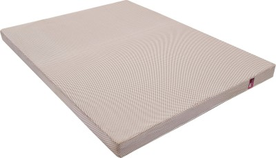 Recron Certified by Reliance Revive 4 inch Double Fiber Mattress