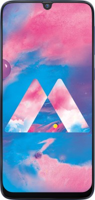 samsung m30 mobile-Samsung Galaxy M30 (Gradation Blue, 64 GB)(4 GB RAM)