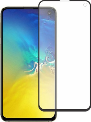 Stuffcool Edge To Edge Tempered Glass for Samsung Galaxy S10e(Pack of 1)